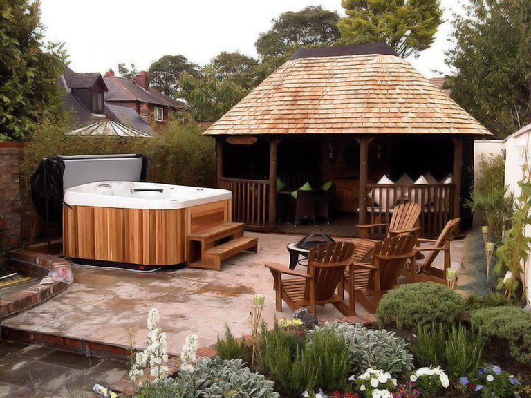 Hot Tub Install from Award Leisure