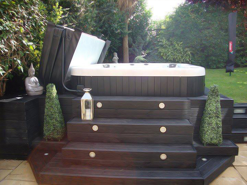Hot Tub Dealer in  Warwickshire